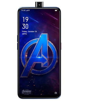 Oppo F11 Pro Marvel's Avengers Limited Edition T2update.com
