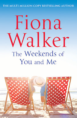 The Weekends of You and Me book cover