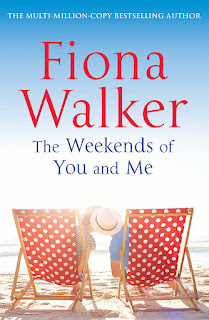 Weekends of You and Me book cover
