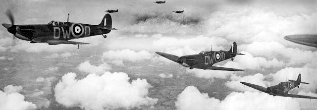 11 July 1940 worldwartwo.filminspector.com RAF Spitfires