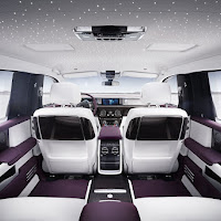 Фото Rolls-Royce Phantom 2018