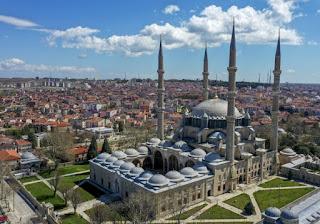 yurtiçinde gezilecek dini yerler selimiye camii