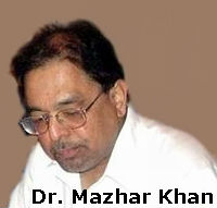 Dr. Mazhar Khan of Morgan Hill, California