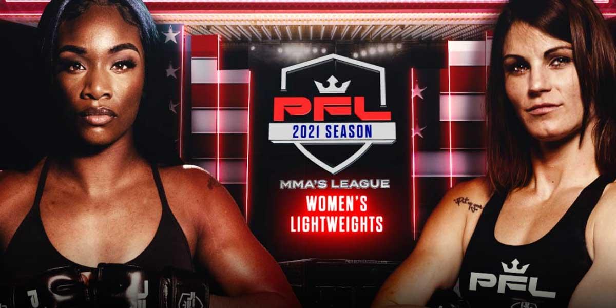 Claressa Shields Vs Brittney Elkin, Rodriguez Vs Waterson, PFL Regular Season: Lightweights & Featherweights (PFL 4)