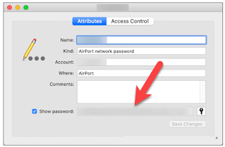 Cara Melihat Password Wi-Fi Anda di iphone Mac Anda
