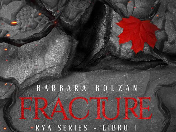 La nuova veste grafica di FRACTURE (Rya, #1), in uscita il 30/09 su Storytel!