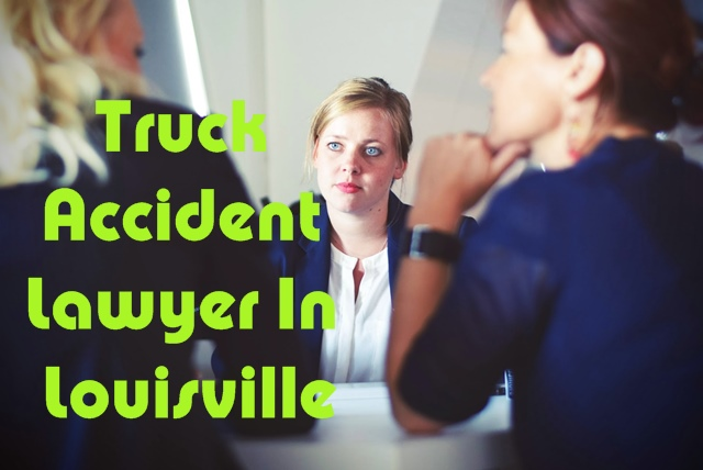 Truck Accident Lawyer In Louisville