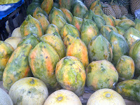 Pasar Rawa Lumbu - Bekasi tema Buah