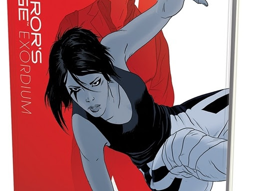 Lançamento de junho: Pixel - Dark Horse Comics, Mirror's Edge: Exordium