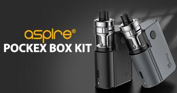 Aspire PockeX Box Kit