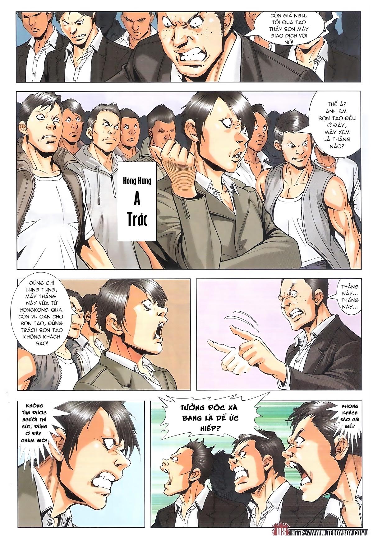 Người Trong Giang Hồ chapter 1795: hoàng tiên sinh trang 7