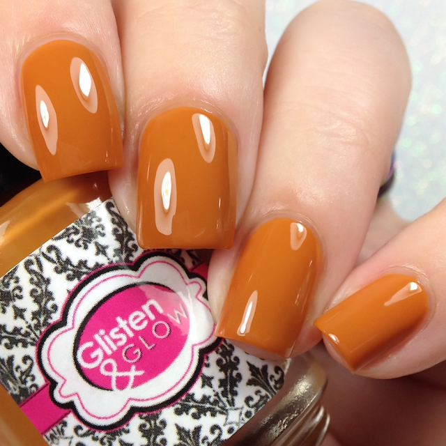 Glisten & Glow-Pumpkin Kisses & Harvest Wishes