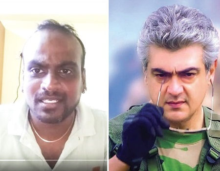 Why BehindWoods Spreading Negativity Frequently against Ajithkumar? | Rajesh