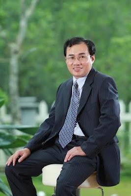 Ông Phùng Chu Cường,Tổng giám đốc Công ty Địa ốc Phú Long