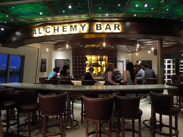 Carnival Victory Alchemy Bar