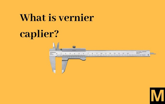 Vernier caliper - explained in depth | The Mechanical post
