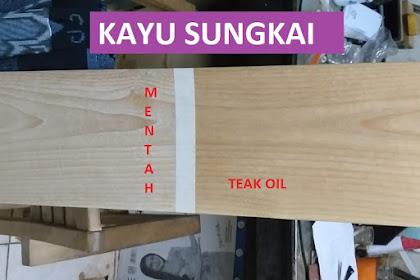 Furniture Kayu Sungkai, Apa Saja Plus dan Minus nya ?