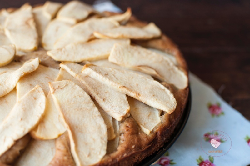 tarta manzana sueca