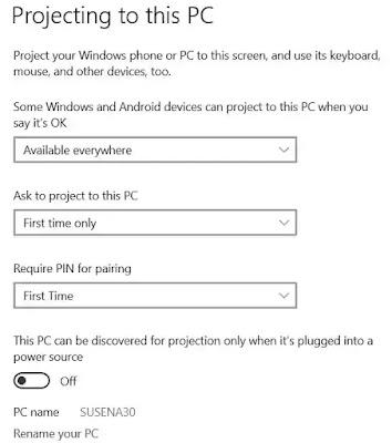 Cara Mirror HP ke Laptop Tanpa Aplikasi dan Internet