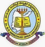 Dr br Ambedkar open degree admission 2017-2018 notification braou entrance test