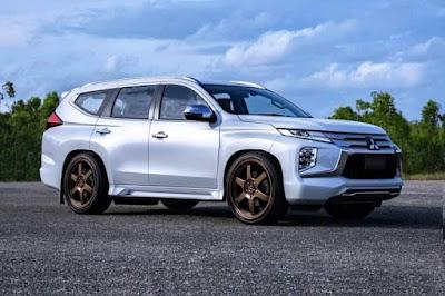 Modifikasi Mitsubishi Pajero Sport Ceper