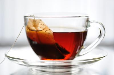 uncang teh .tea lipton,kelebihan uncang tea,tips kecantikkan,tips kecantikkan dari tea ,