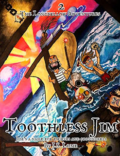 Toothless Jim - A fun-filled Childrens Adventure book promotion sites J. S. Lome