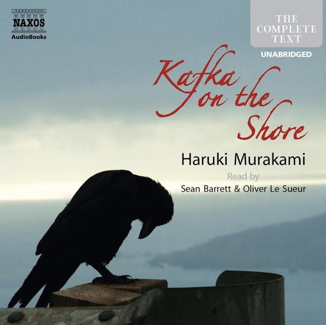 Haruki Murakami - Kafka on the Shore -kirjan kansi