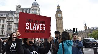 بريطانيا: هيئة مسيحية ترحب بمشروع قانون لدعم ضحايا العبودية الحديثة