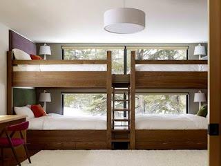 Bunk Wall Bed