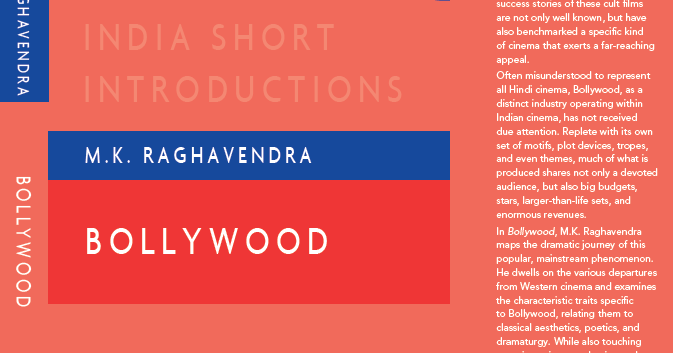 the oxford india short introductions  bollywood