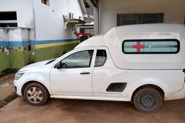 Deputado Anderson recrimina falta de zelo da Prefeitura de Guajará-Mirim, que teve ambulância apreendida pela PRF