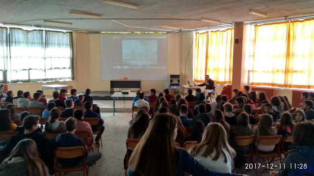 Δράσεις και εκδηλώσεις για την Παγκόσμια Ημέρα Ατόμων με Αναπηρία στο 2o Γυμνάσιο Ναυπλίου