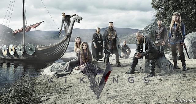 Vikings Dizisi İndir-İzle 720p | Yabancı Dizi İndir - Yabancı Dizi İzle [Bölüm Bölüm İndir]