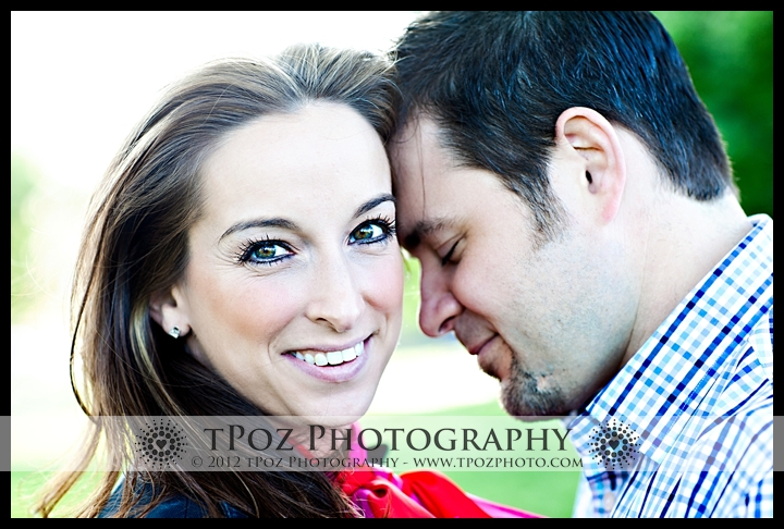 Riverside Park Engagement Pictures