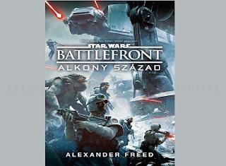 Alexander Freed Battlefront Alkony század kritika