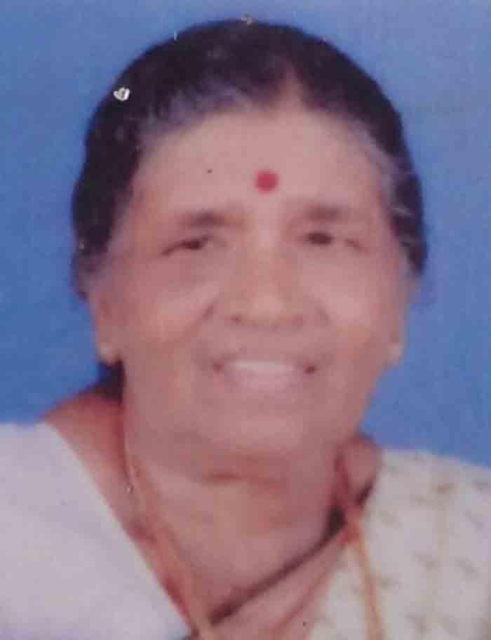 Karthyayani from Badiadka passed away