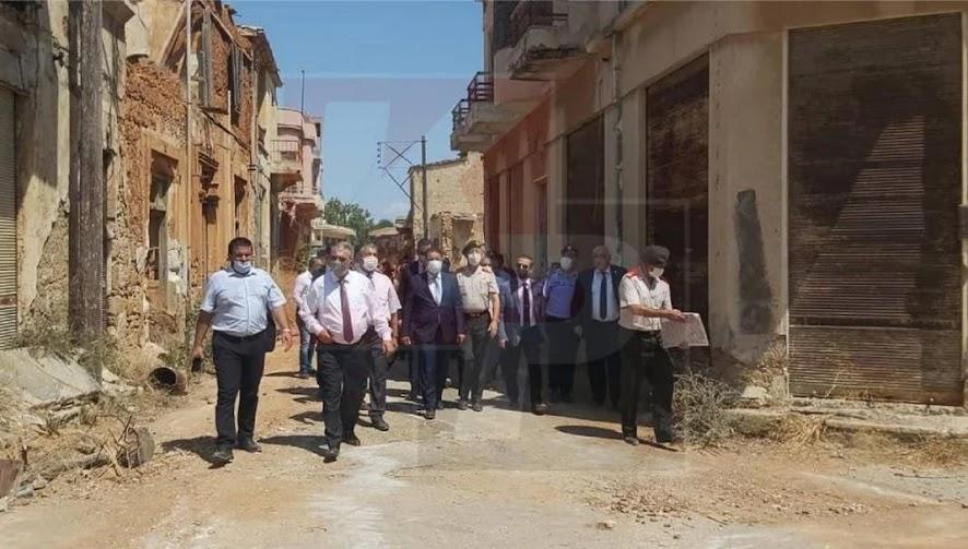 Προχωρά το τουρκικό σχέδιο στην Κύπρο