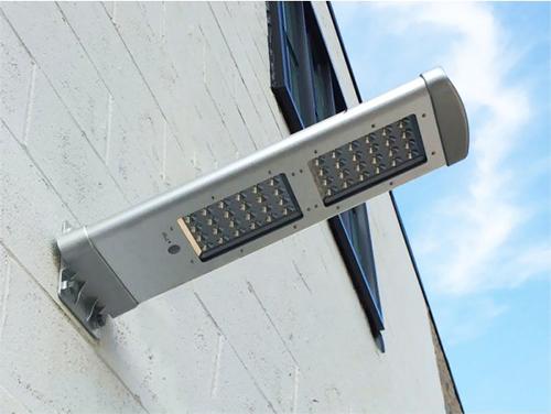 Projecteur et clairage solaire puissant ext rieur et jardin for Projecteur led exterieur solaire