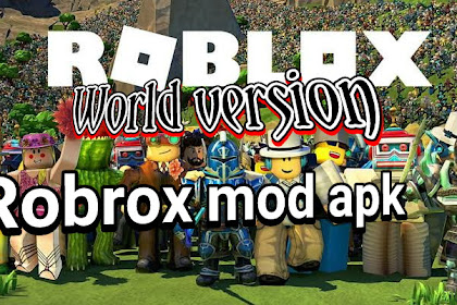 Download ROBLOK versi mod terbaru 100% work