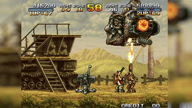 Imagem do Metal Slug 3