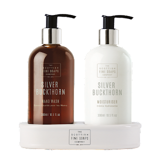 The Scottish Fine Soaps Company - Silver Buckthorn Hand Care Set