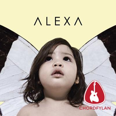 Lirik dan chord Jangan Kau Lepas - Alexa
