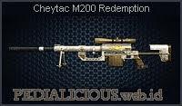 Cheytac M200 Redemption