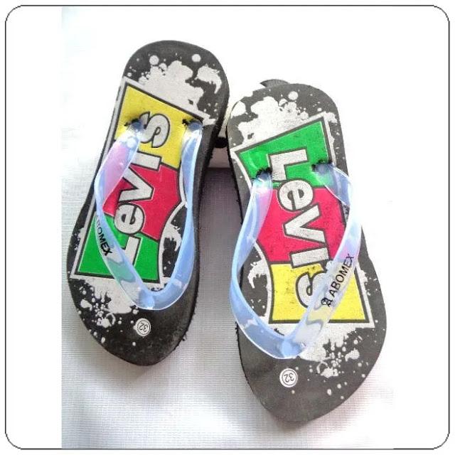 Pusat Sandal Anak Cowok Keren - Sandal AMX CMR Simplek TG