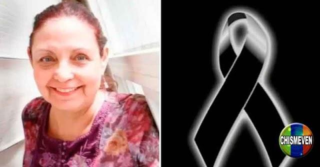 LUTO NACIONAL | Muy sentido el fallecimiento de la Periodista Venezolana Rossana Ordoñes