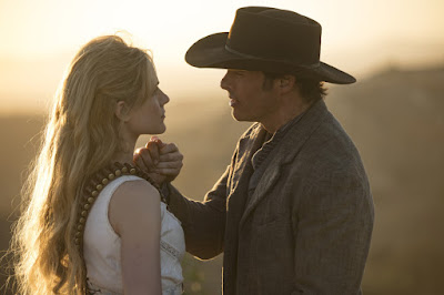 Westworld Season 2 Evan Rachel Wood and James Marsden Image 2