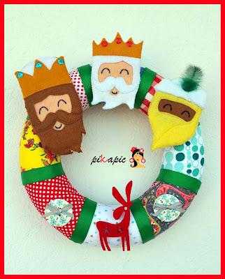 Corona de reyes magos Pikapic