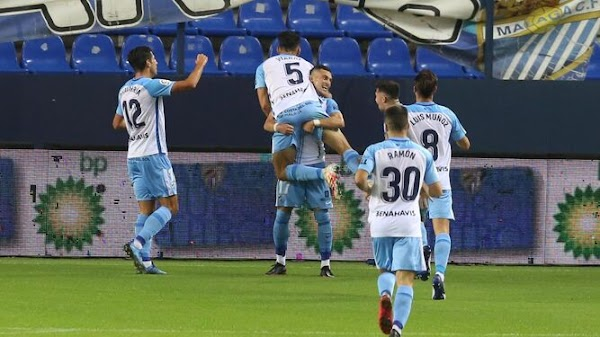 GOL ofrece hoy domingo el Sporting - Málaga (21:00)