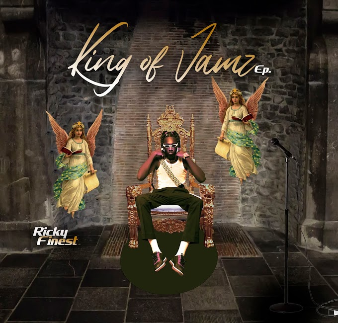 [Album]Ricky finest - King Of jamz